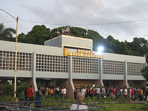 Estadio Pedro Marrero - Image: Estadio Pedro Marrero