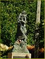 Estatua de San Pedro de Alcantara, Arenas de San Pedro.jpg