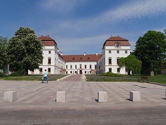 Pápa - Esterhazy Palace