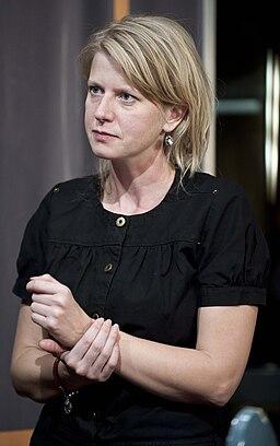Esther Rots (Berlin Film Festival 2009)