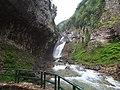 Estracho Waterfall - 2013.07 - panoramio.jpg