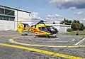 Eurocopter EC 135 SP-HXN, Gliwice 2017.08.23.jpg