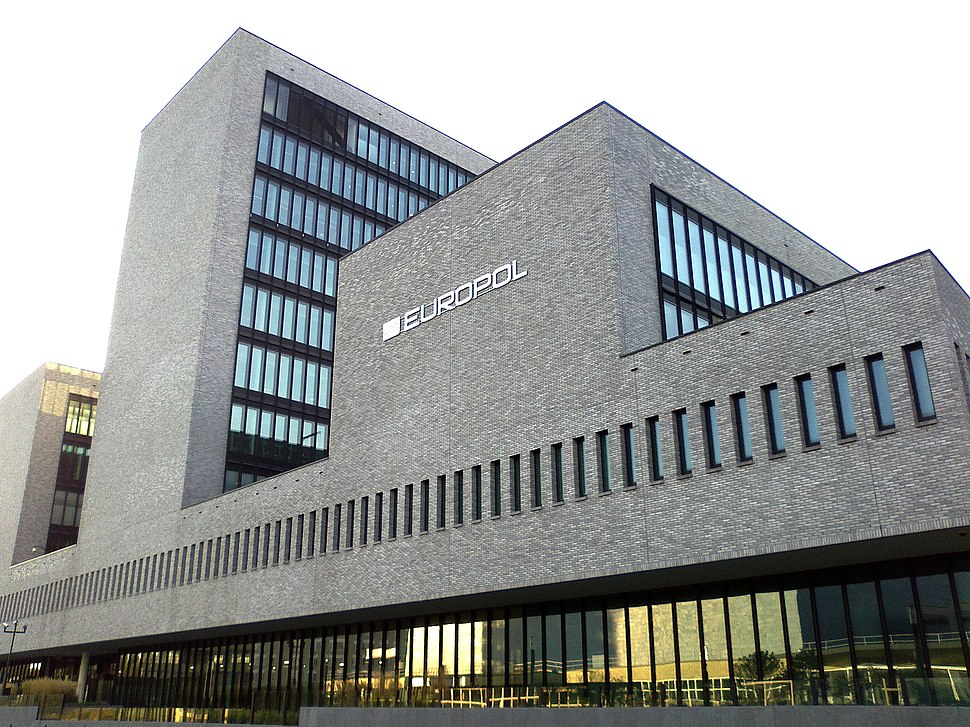 Europol building, The Hague, the Netherlands - 931