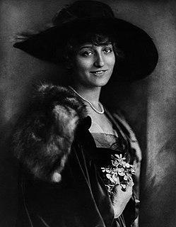 Eva May Austrian actress