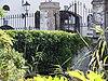 foto van Brug met hek Slot Doddendael