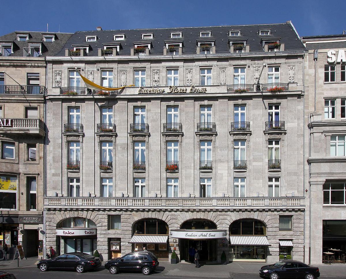 Excelsior Hotel Ernst Koln