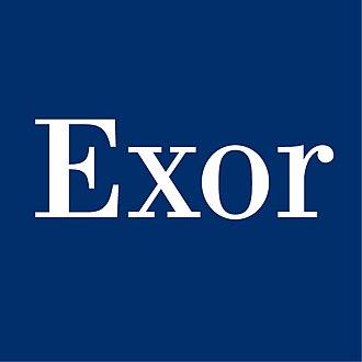 Exor (company) - Image: Exor NV logo 2017