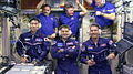 Expedition 44 crew greeting ceremony.jpg