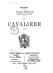 Paul Féval: La Cavalière