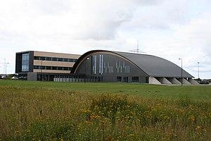 Region Sønderjylland–Schleswig - Region Sønderjylland–Schleswig's FDE building, August 2009.