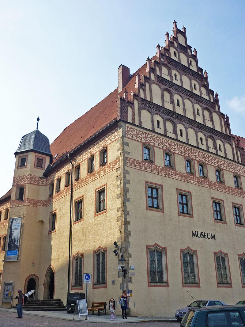 Wohnhaus (Thümerei; Stadt- und Bergbaumuseum)