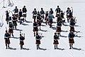 FIL 2012 - Arrivée de la grande parade des nations celtes - Marlacoo pipe band.jpg