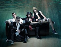 Offizielles Pressefoto der Band 2010