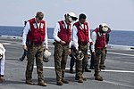 FOD Walk on the USS Green Bay 150308-M-CX588-031.jpg