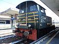 FS 245.6043 in Roma Tuscolana train station.JPG