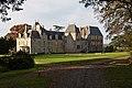 Façade est du château de Pordor (Avessac, Loire-Atlantique, France).jpg