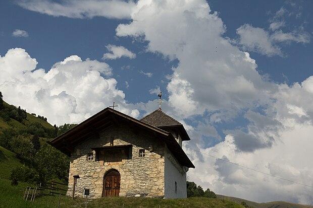 Monument historique à Hauteluce