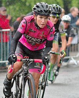 Fabiana Luperini Italian cyclist