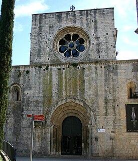 Archaeology Museum of Catalonia (Girona) Archaeology museum in c/ Santa Llúcia, Girona