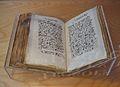 Facsímil del testament d'Ausiàs March, Arxiu del Regne de València.JPG