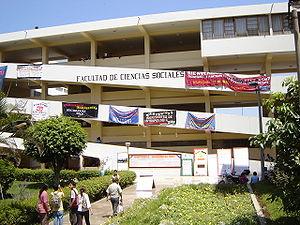Facultad de Ciencias Sociales UNMSM