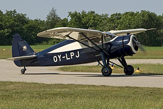 Fairchild UC-61A Forwarder (Argus II) Private, STA Stauning, Denmark PP1181585264.jpg