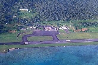 Faleolo International Airport - Image: Faleolo