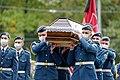 Farewell ceremony for cadet Vitalii Vilkhovyi 01.jpg