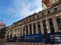 Farley Post Office Building under alteration, Mar 2019 under alteration, Mar 2019.jpg
