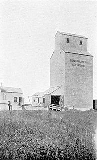 Benito, Manitoba village in Manitoba, Canada