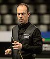 Fergal O'Brien at Snooker German Masters (DerHexer) 2015-02-04 05.jpg