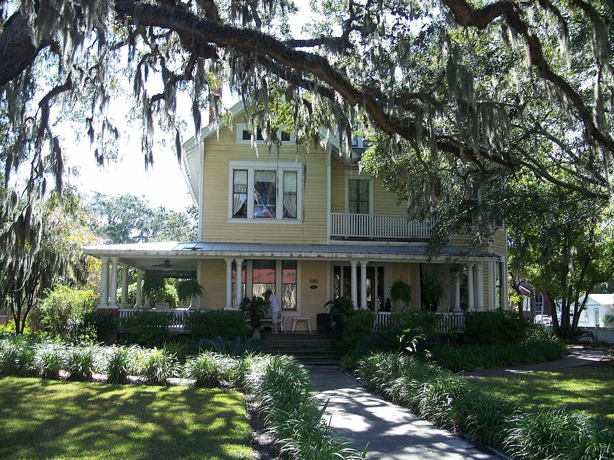 The Hoyt House Fernandina Beach Fl
