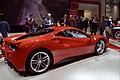 Ferrari 488 GTB at Geneva International Motor Show 2015 (Ank Kumar, Infosys Limited) 05.jpg