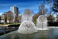 Ferrier Fountain, Christchurch Town Hall; July 2020.jpg