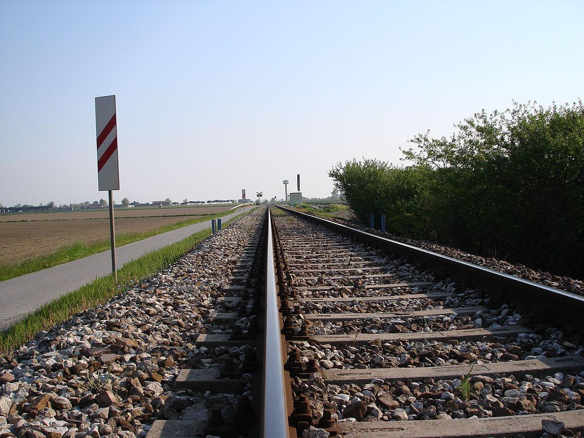 K Che 3000 ferrovia adria mestre