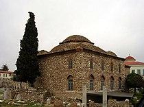Fethiye mosque, Plaka Athens.JPG