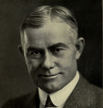 Fielding H. Yost - Yost from the 1928 Michiganensian
