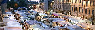 Piazza del Popolo, Cesena - Piazza del Popolo