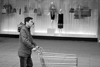Financial crisis - Declining consumer spending.