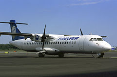 Finnair ATR-72 OH-KRL at EFHK 20030803.jpg