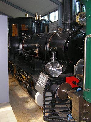 Finnish Steam Locomotive Class F1