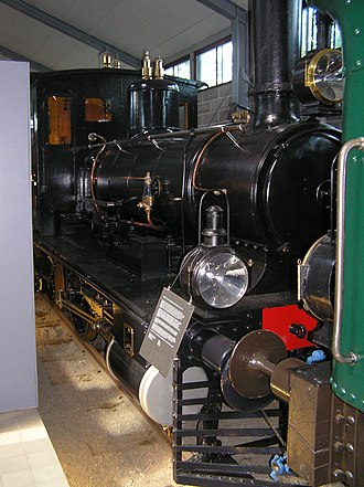 Finnish Steam Locomotive Class F1 - Image: Finnish Steam Locomotive Class F1 1