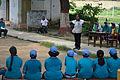 Fire-making - Survival Programme - Summer Camp - Nisana Foundation - Sibpur BE College Model High School - Howrah 2013-06-09 9648.JPG