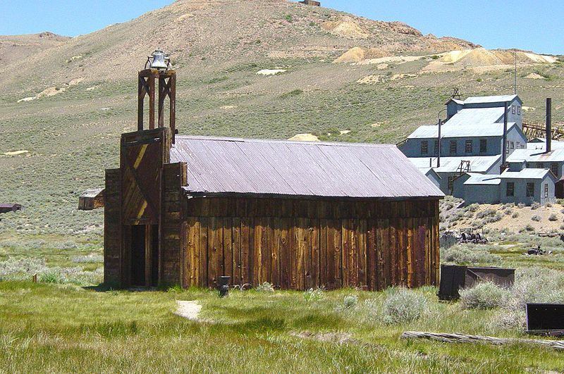 File:Firehouse in Bodie, California.jpeg