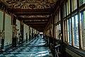 Firenze - Florence - Galleria degli Uffizi - Vasari Corridor 1566 - View SSW II.jpg