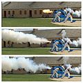 Firing of a 6 pound cannon.jpg