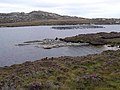Fish farm on Loch Langabhat - geograph.org.uk - 1499003.jpg