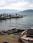 Fishing boats at Kefalonia (2174733259).jpg