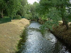Seveso (river) - Image: Fiume Seveso