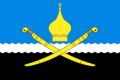 Flag of Mikhaylovskoe (Tatcinsky rayon).png